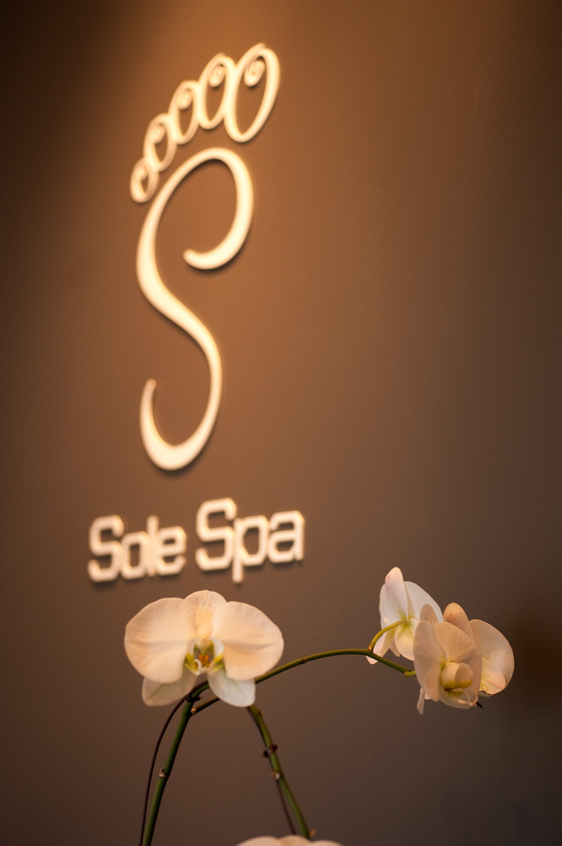 Sole Spa Orchids